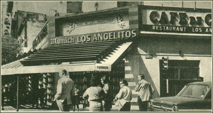 Café de los Angelitos