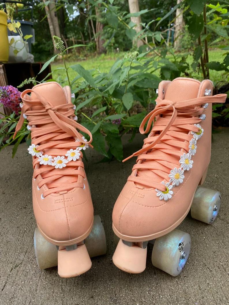Daisy Roller Skate Charms