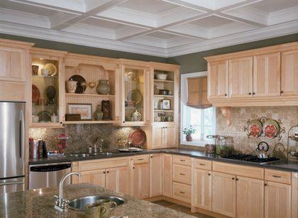 Paint Colors With Giallo Veneziano Granite Countertops And Oak Cabinets    Google Search