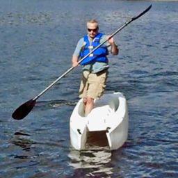 Absolute Stability Kayak Wavewalk 700