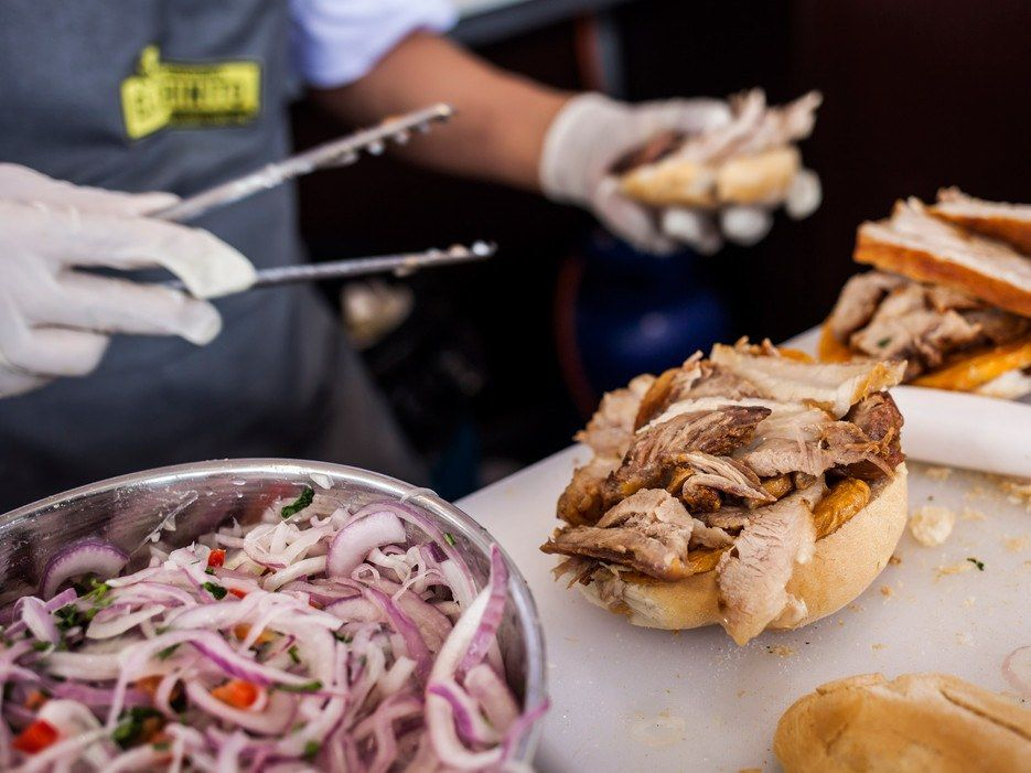Limas Mistura Food Festival The Best Dishes in Peru Right Now
