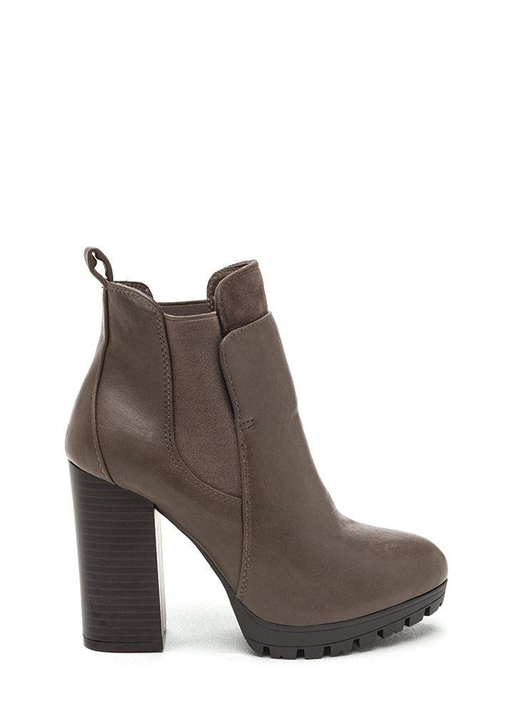 c2853ea1a26 Booties - Lace-Up Ankle Boots