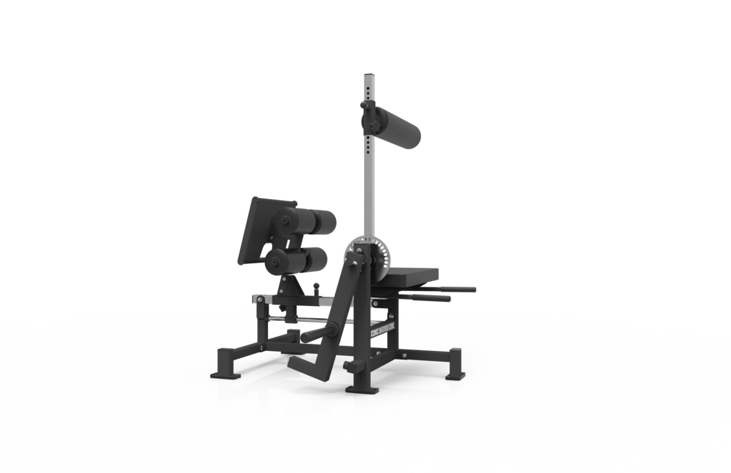 Dynamic Iconic Series Inverse Curl Professional Sports Team Training Facility Strength