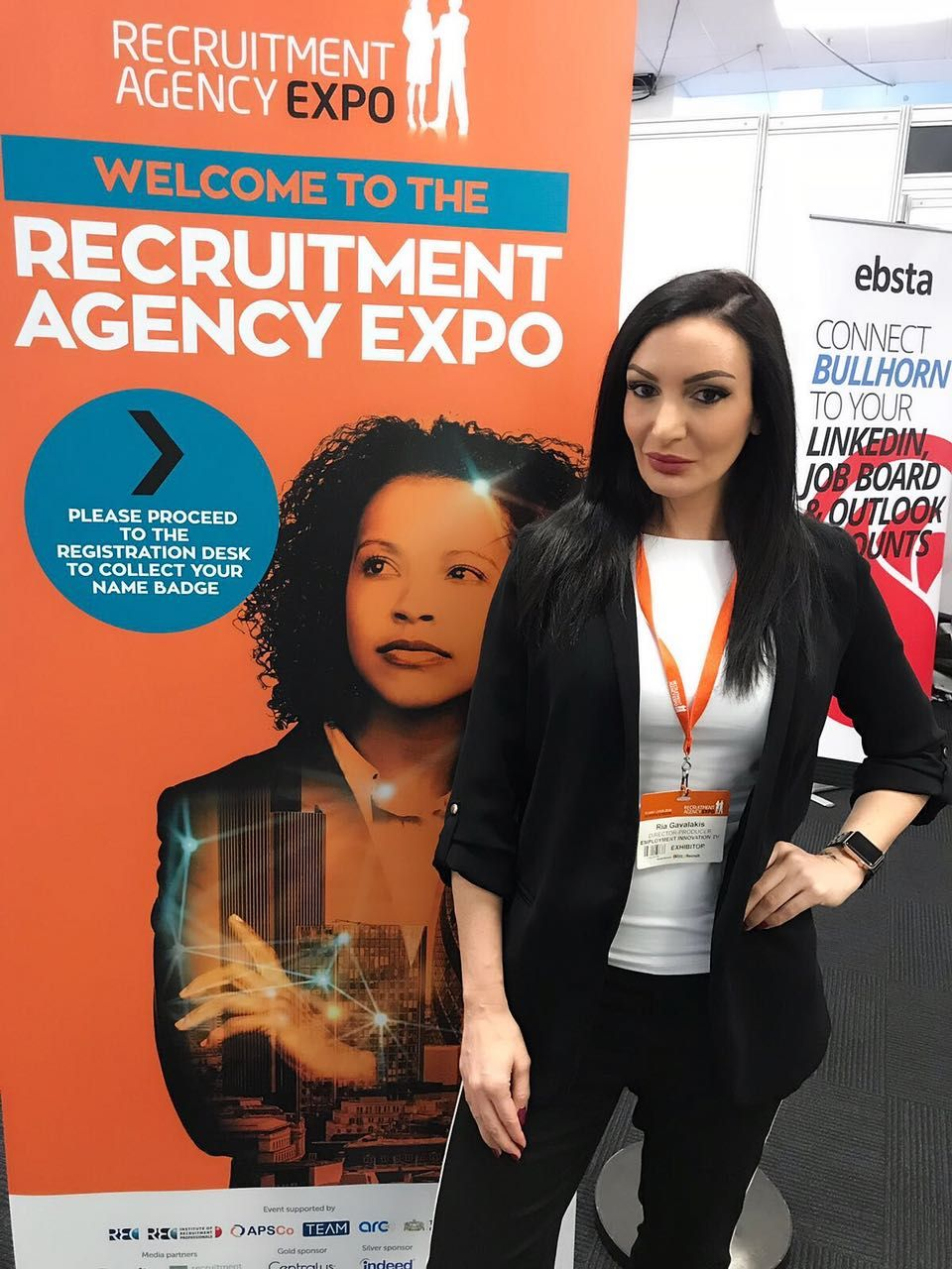 Day 2 at the Recruitment Agency Expo 2018! Employment Innovation