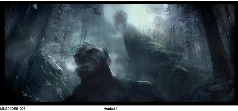 More Awesome HULK VS. WOLVERINE Development Art - News - GeekTyrant
