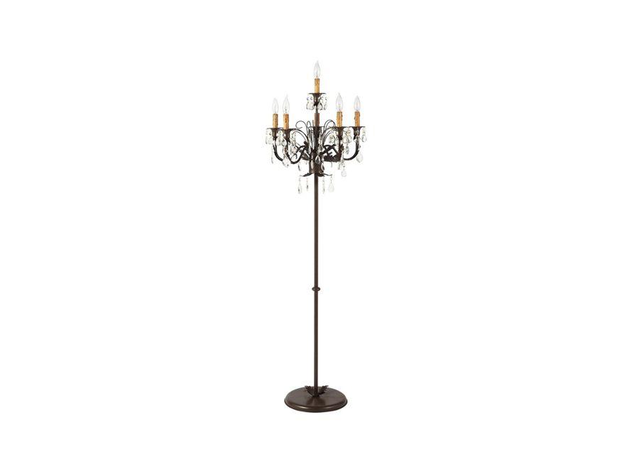 6 Light Candelabra Floor Lamp Arhaus Furniture In 2019
