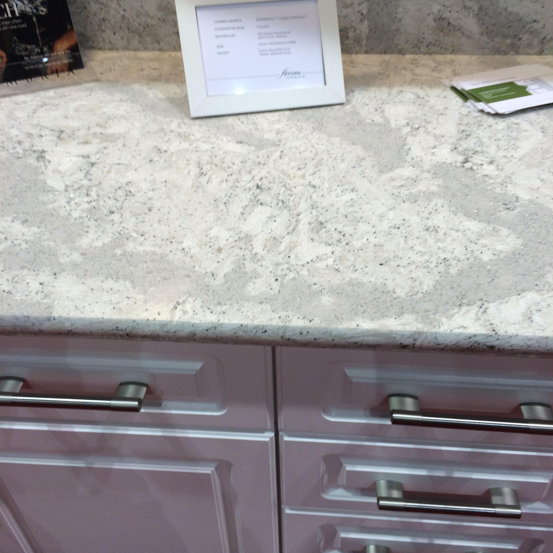 Quartz Bathroom Countertop Cambria Summerhill Quartz Countertop Kitchen Remodel