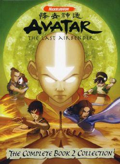 Avatar The Last Airbender Complete Book 2 Dvd Box Set Dvd