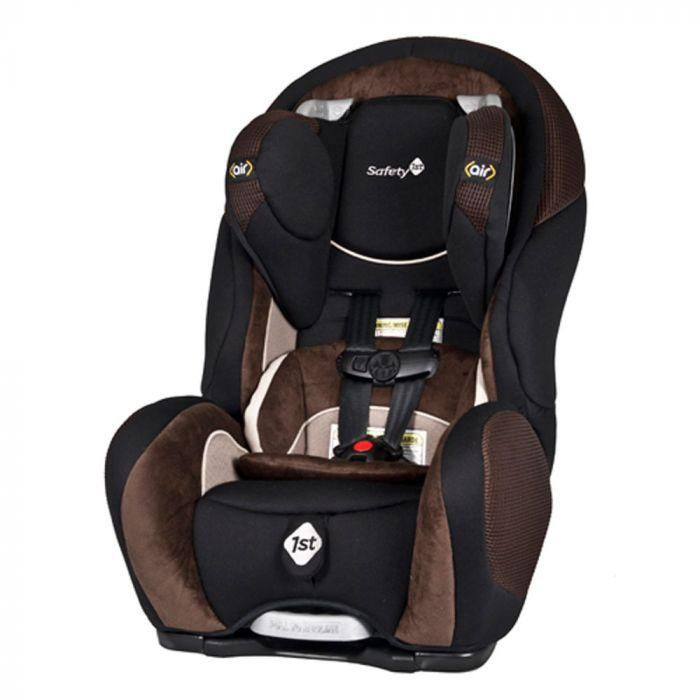 Safety 1st Complete Air 65 LX Convertible Car Seat - Zayne ...
