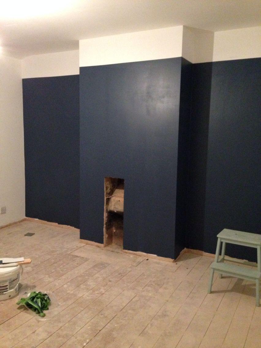 Stiffkeyblue blue, Farrow and ball paint, navy bedroom   Home ...