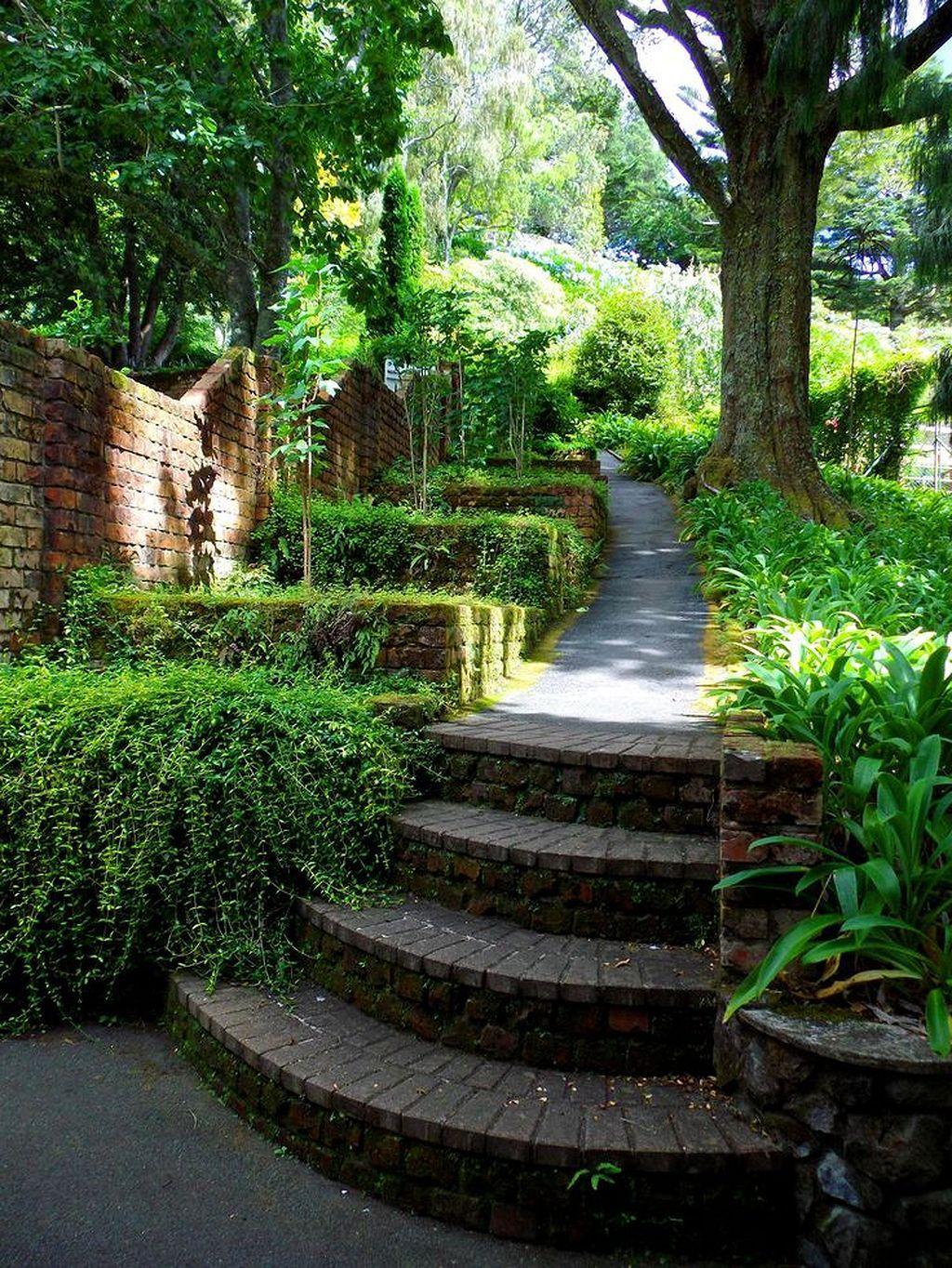 Gorgeous 30+ Beautiful Garden Stairs Ideas https://gardenmagz.com/30 ...