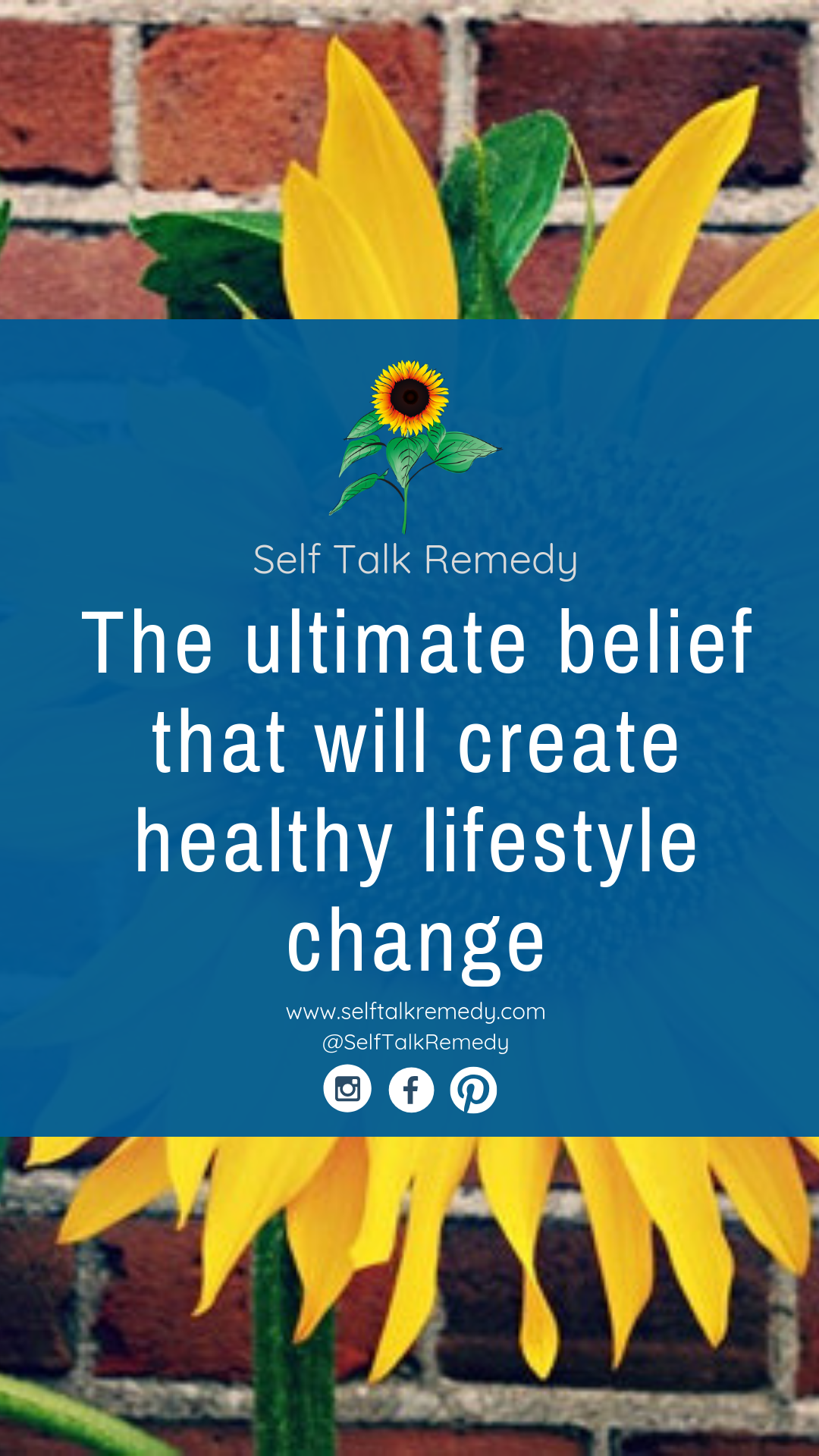 The Ultimate Belief That Will Create Healthy Lifestyle