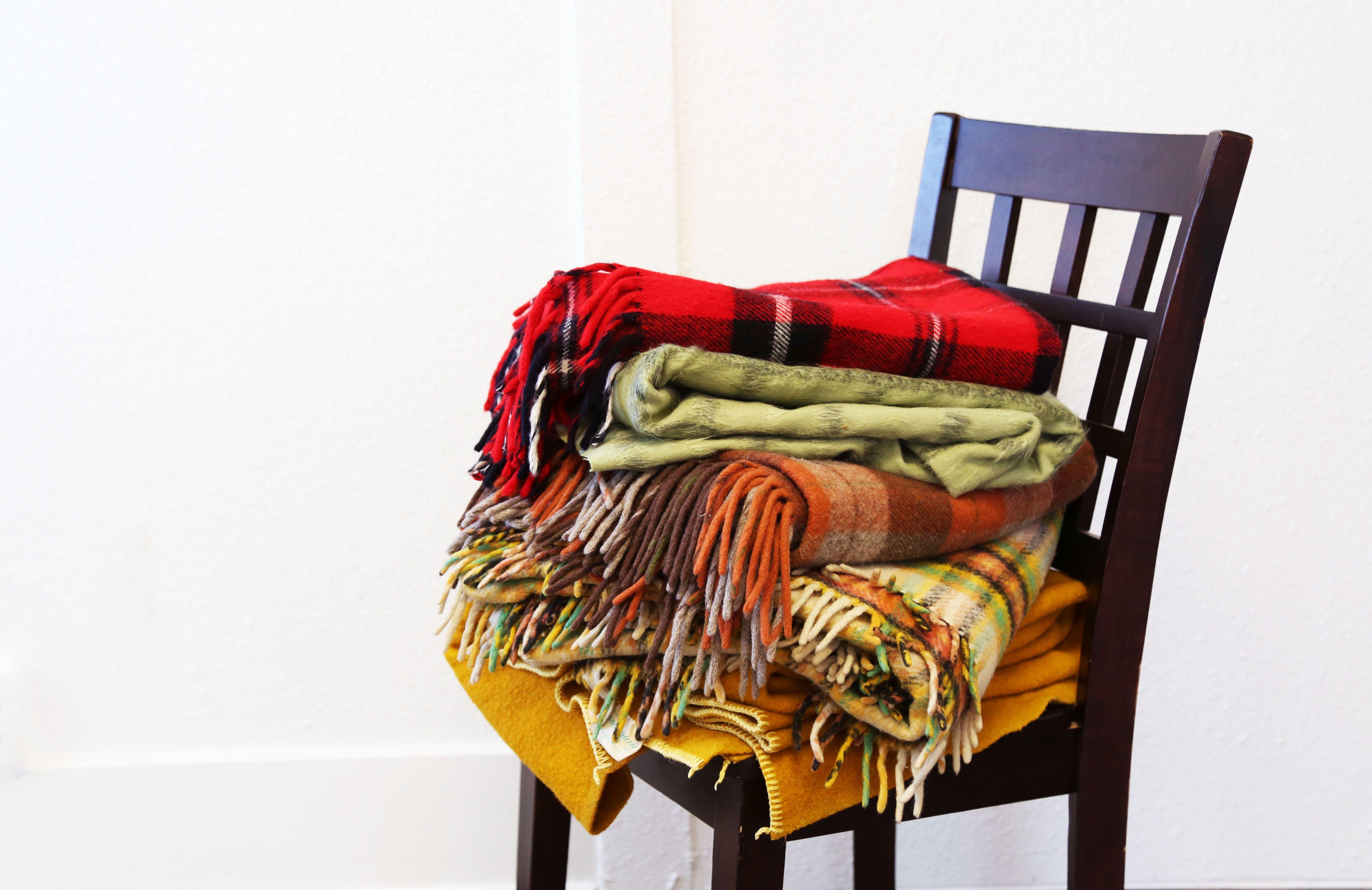 Vintage wool camp blankets available @ CaliVintageusa.com