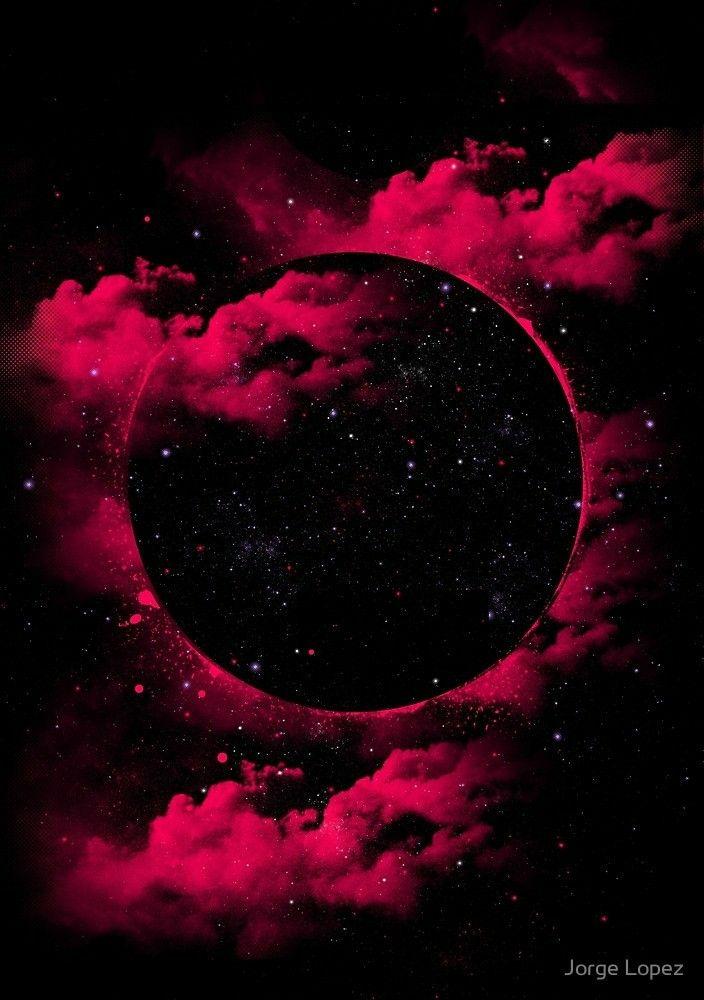 Red And Black Galaxy Wallpaper Galaxy Wallpaper Planets Wallpaper Nature Wallpaper