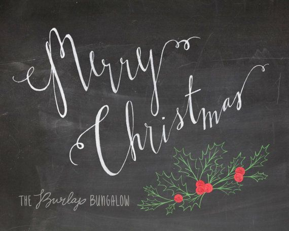 Merry christmas chalkboard related keywords & suggestions merry