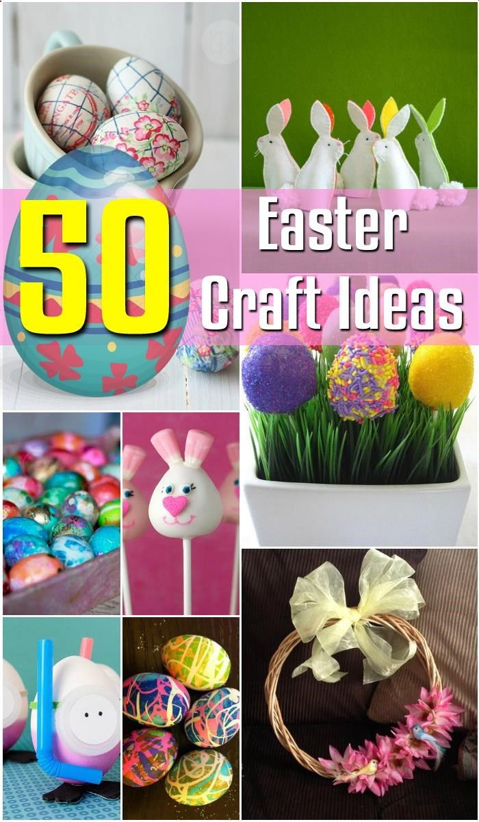 50 Easter Craft Ideas for Kids