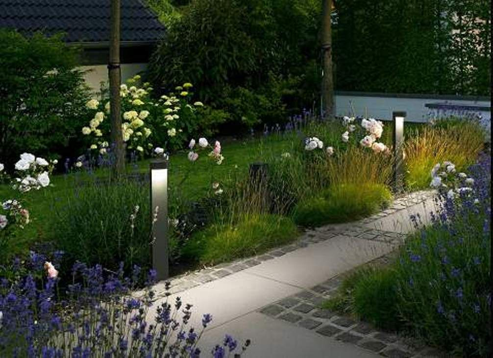 LED Garden And Pathway Luminaires For The Private Sector · BEGA. Pathway  Lighting ...