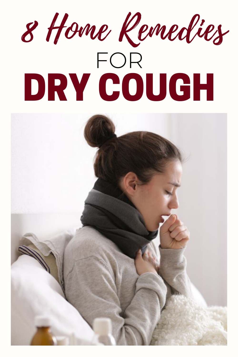 8 Home Remedies for Dry Cough in 2020 Dry cough remedies