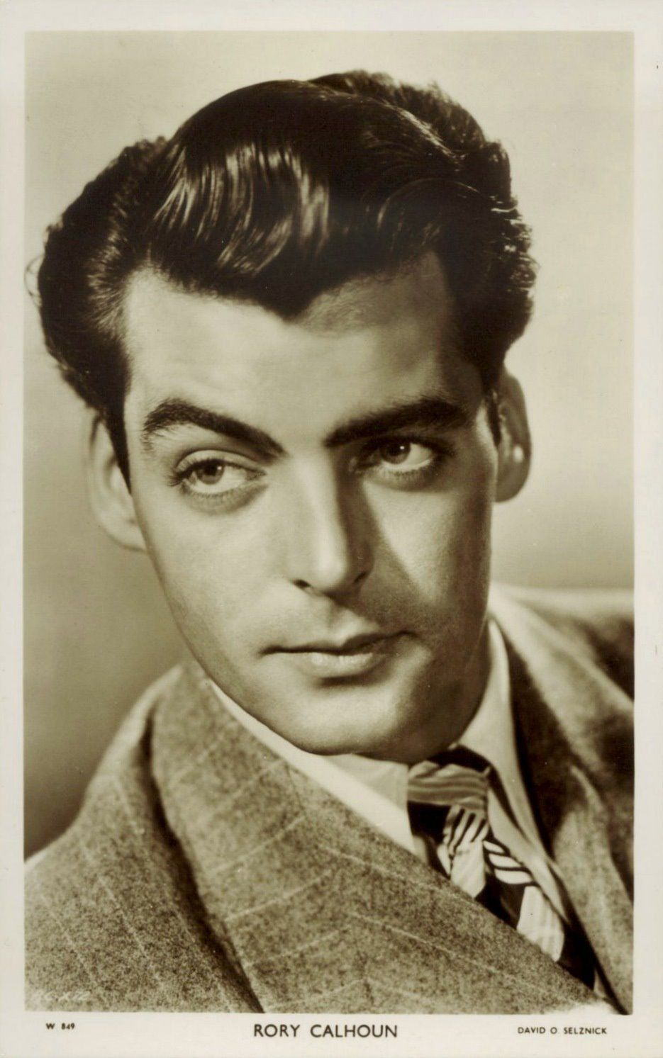 Walter pidgeon actor sexuality