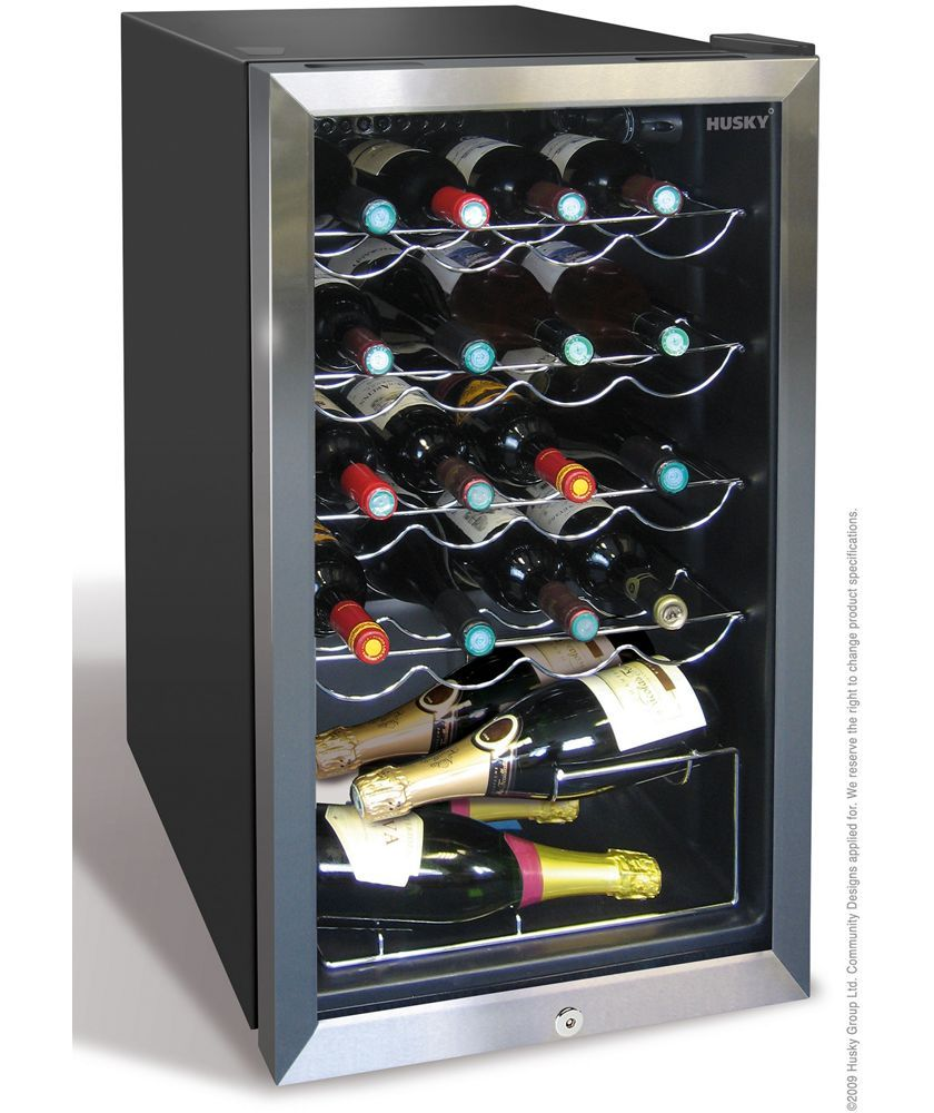 Buy Husky HM39 Under Counter Wine Cooler