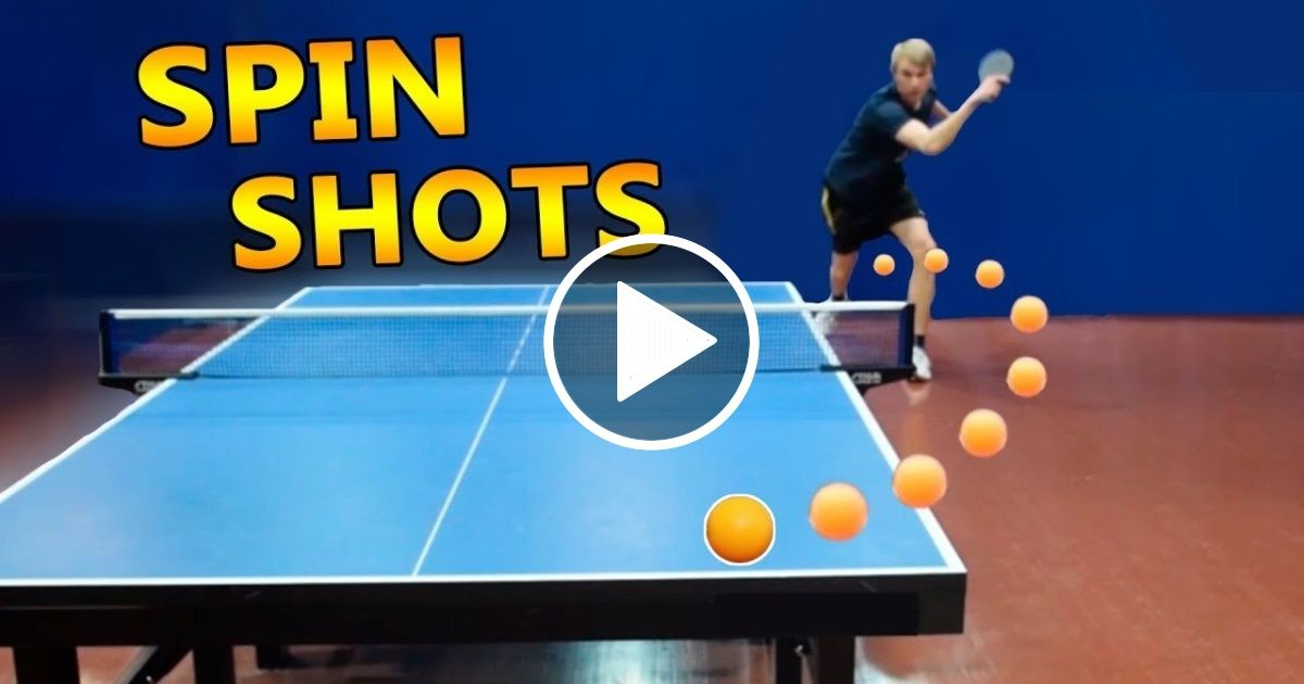 Best of ping pong trick shots i pongfinity sport report