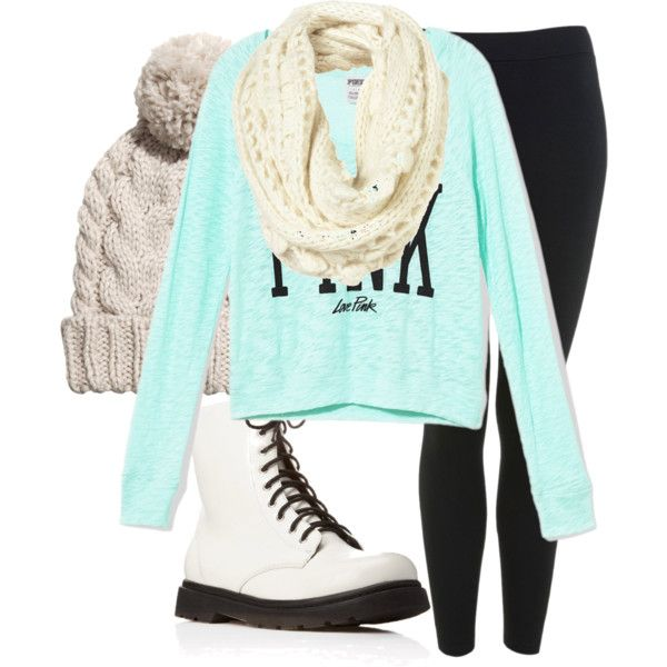 Cute Winter Outfit Polyvore Cute Outfits Pinterest