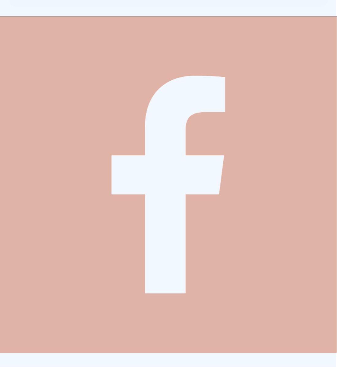 Facebook Aesthetic Icon Icon App Icon Facebook App