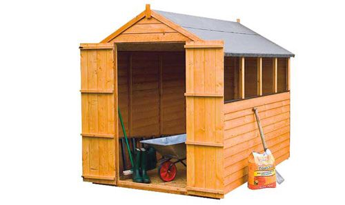 Small Wood Shed Kits What Is A Or Garden It