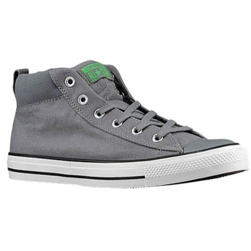41bf2fdcb960 Converse Unisex Chuck Taylor All Star Street Mid Mason Mouse Emerald  Sneaker - 9