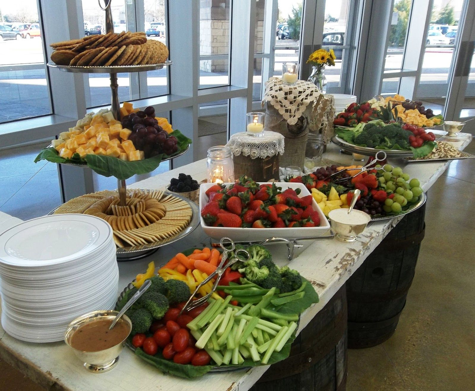 Image Result For Wedding Appetizers Fruit And Veggies Wedding