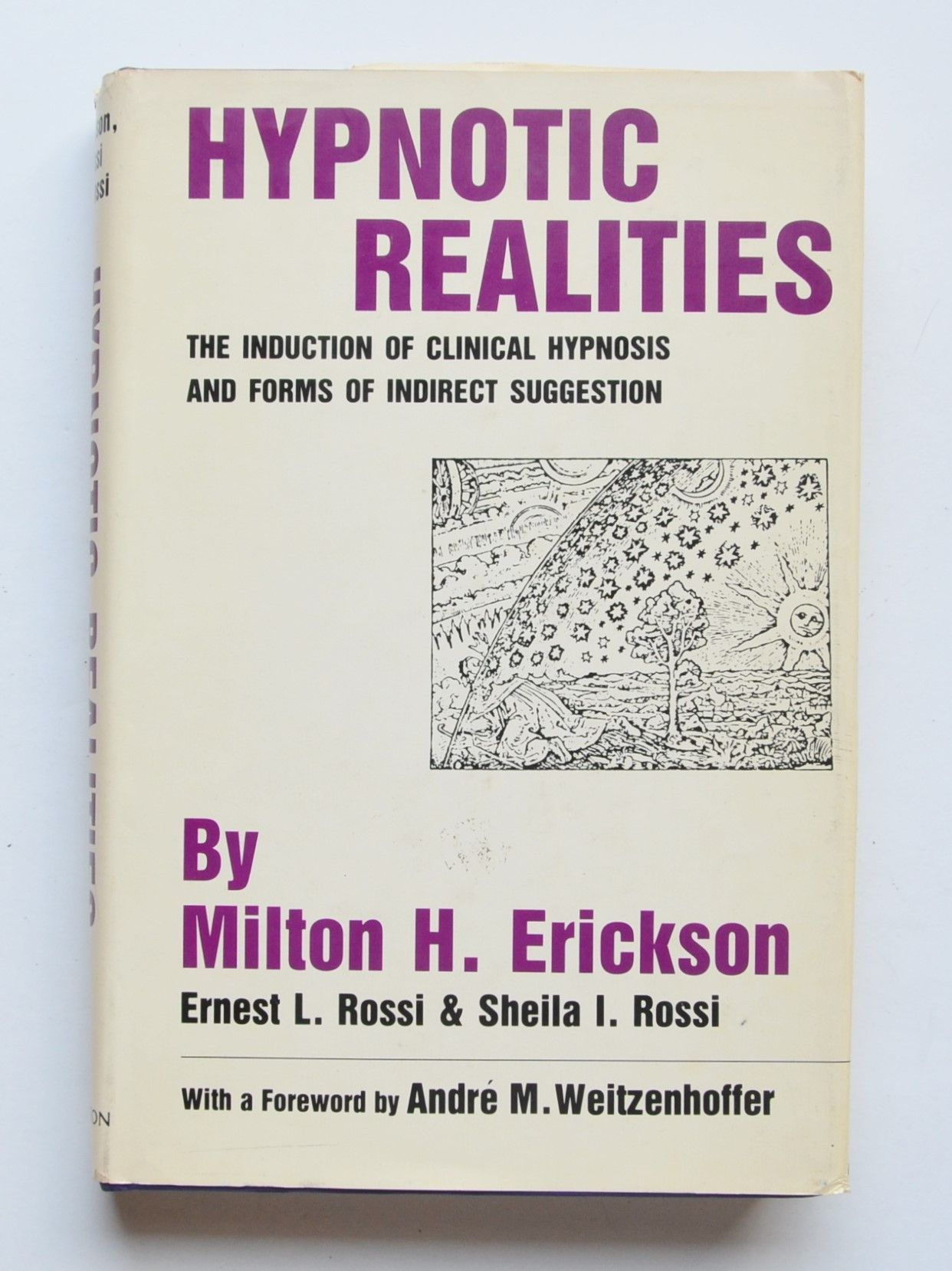 hypnotic realities the induction of clinical hypnosis and forms of indirect suggestion