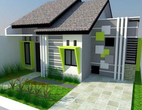 Simak Yuk Warna Cat Rumah Sederhana Yang Bagus Trend 2018 Rumah