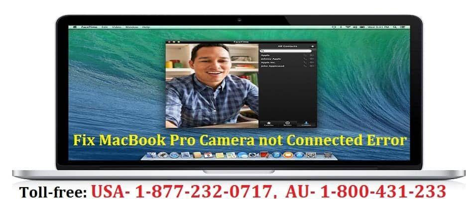 Best Way To Fix Macbook Pro Camera Error Http Www Mactechnicalsupportphonenumber Com Blog How To Troubleshoot Macbook Pro Camera Macbook Camera Macbook Pro