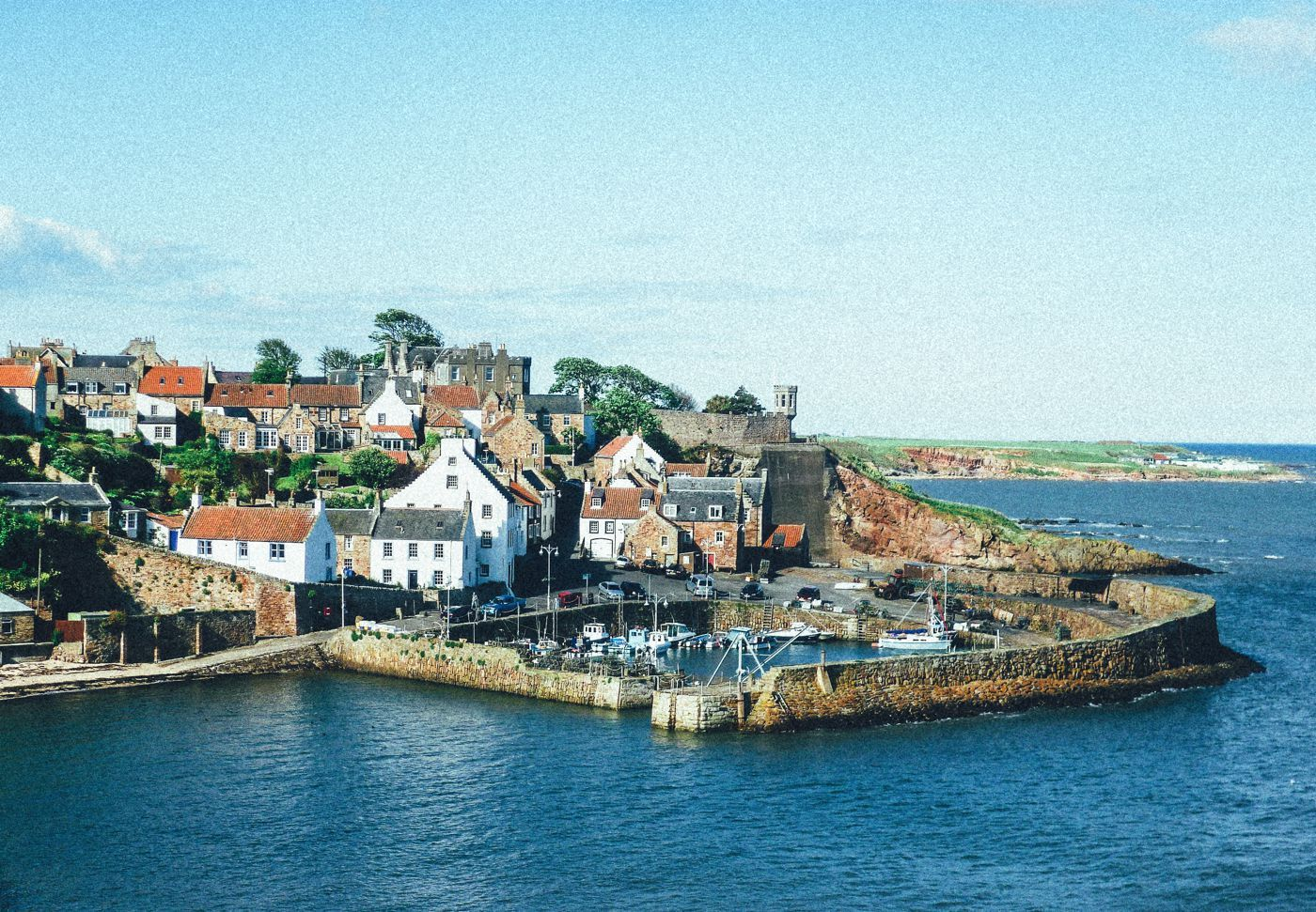17 Of The Most Beautiful Villages To Visit In Britain Britain Hand Luggage And Scotland