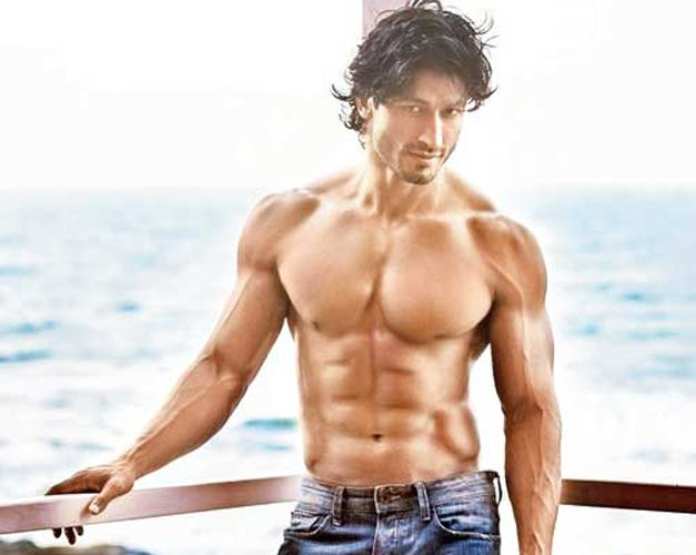 Are you a vegetarian and want a body like Vidyut Jammwal? Read this | Vidyut  jamwal body, Vidyut jamwal, Celebrity workout