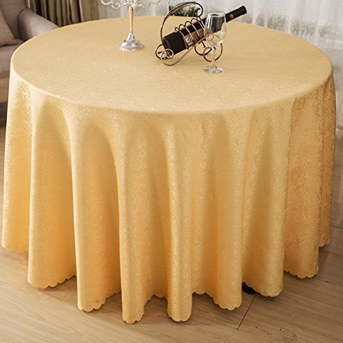 Hotel Tablecloth Hotel Restaurant Tablecloths Double Round