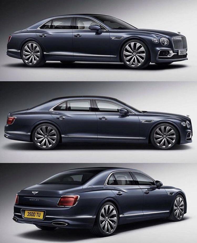 2020 Bentley Flying Spur