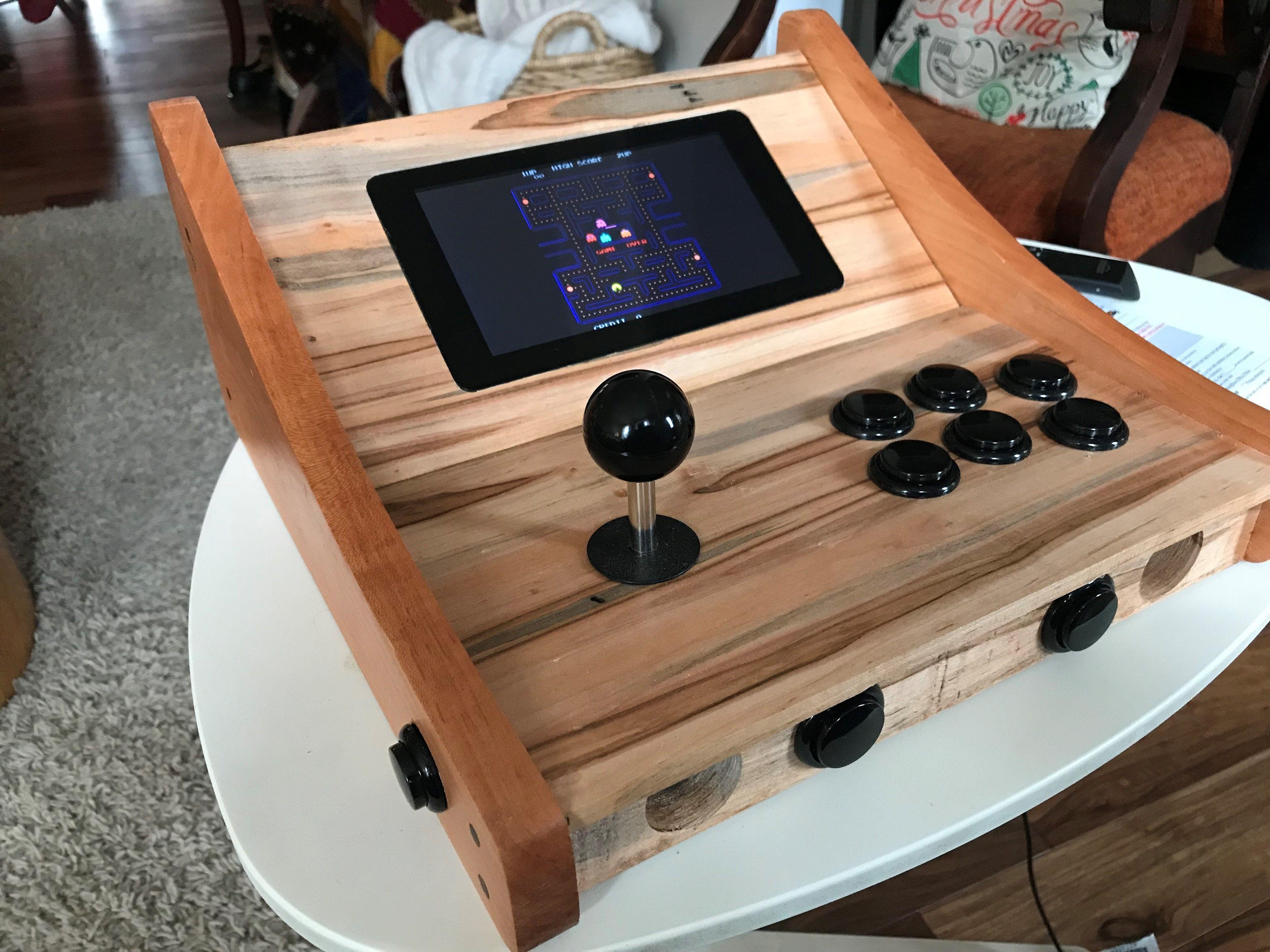 New Retropie Tabletop Arcade Retropie