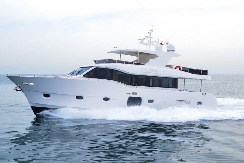 Majesty 75ft yacht rental boat rental boat