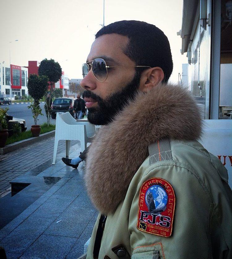 Parajumpers Fur Pelz Parka Jacket Gayfetisch Gayfetish