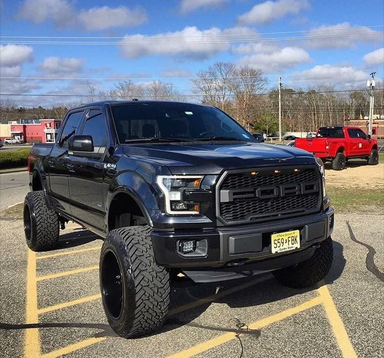 Ford F150 Raptor Modified Lifted Ford Trucks Lifted Ford