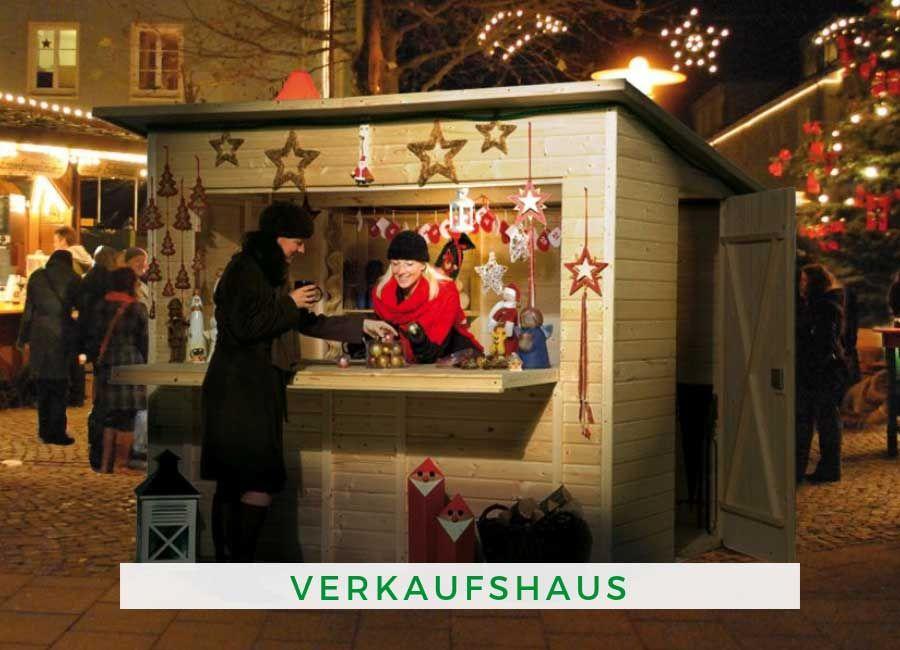 Weka Verkaufshaus 221 Holz Kaufen Verkaufsstand Gartenhaus Farbe