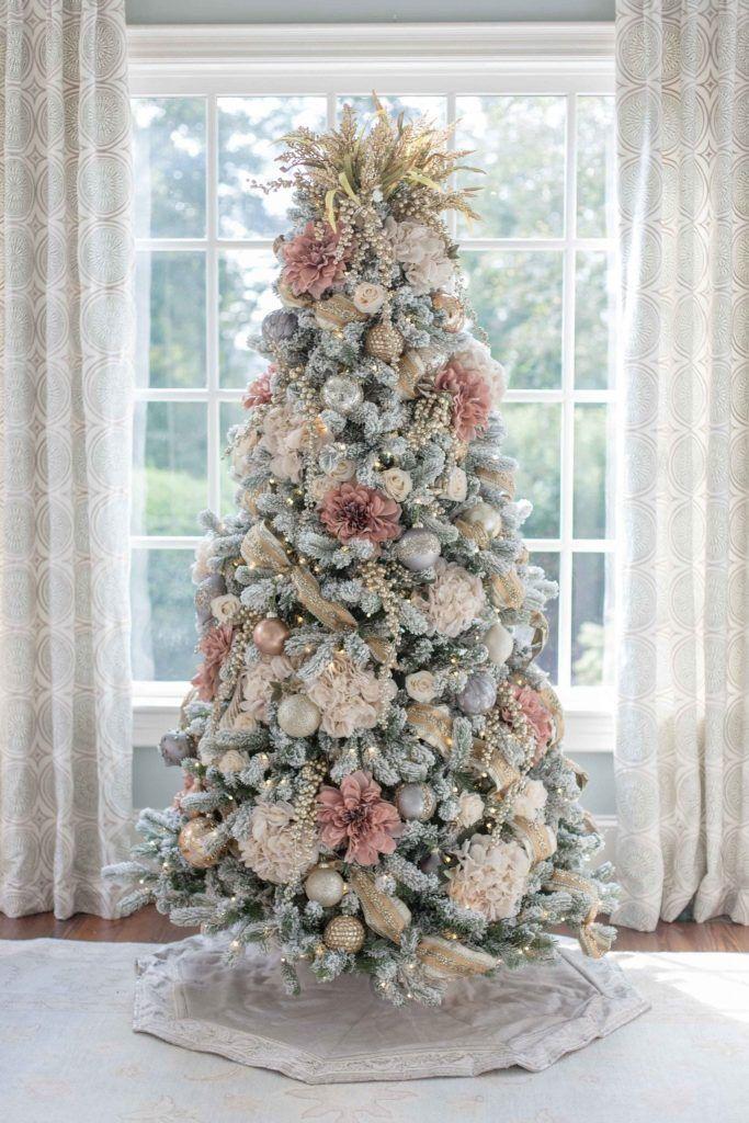 Christmas Tree Decorating Ideas 20 Gorgeous Diy Ideas Cripmuh