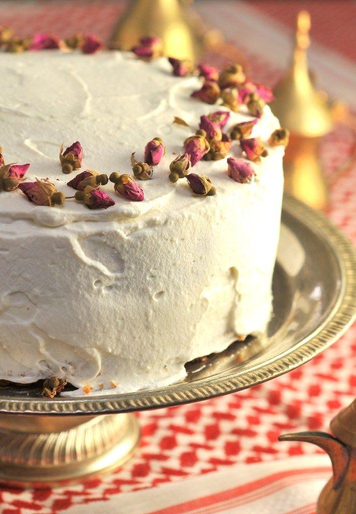 Orange Cardamom Bundt Cake | Orange bundt cake recipe