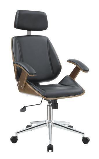 Coaster Mid-Century Modern Office Chair Las Vegas Furniture Online | LasVegasFurnitureOnline.com | LasVegasFurnitureOnline