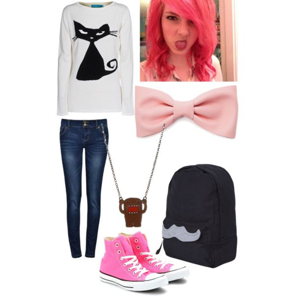 Random Outfit For You!! #53 LDShadowLady Based - Polyvore · Minecraft  OutfitsYoutube ...