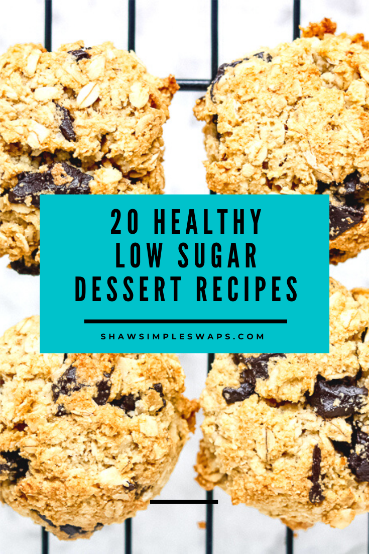 20 Low Sugar Dessert Recipes Low Sugar Dessert Recipes Dessert Recipes Healthy Dessert Recipes