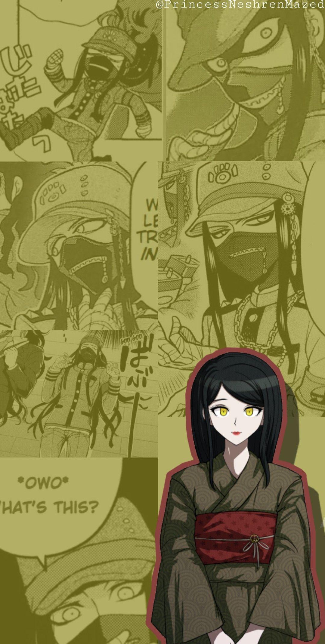 Korekiyo Shinguji Wallpaper Danganronpa Aesthetic Anime Anime Wallpaper