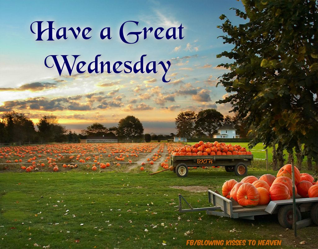Have a great Wednesday | Days of the week | Pinterest