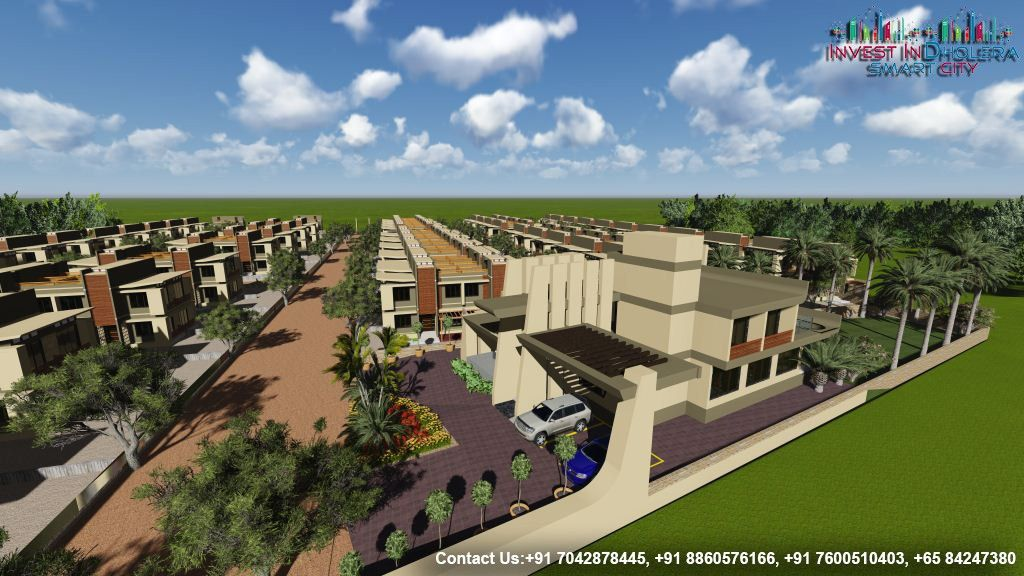 The Canada Trade Commissioner will sign an MoU with Gujarat Government on behalf of various companies , for the development of key infrastructure project at Dholera SIR:http://bit.ly/1MOLw14